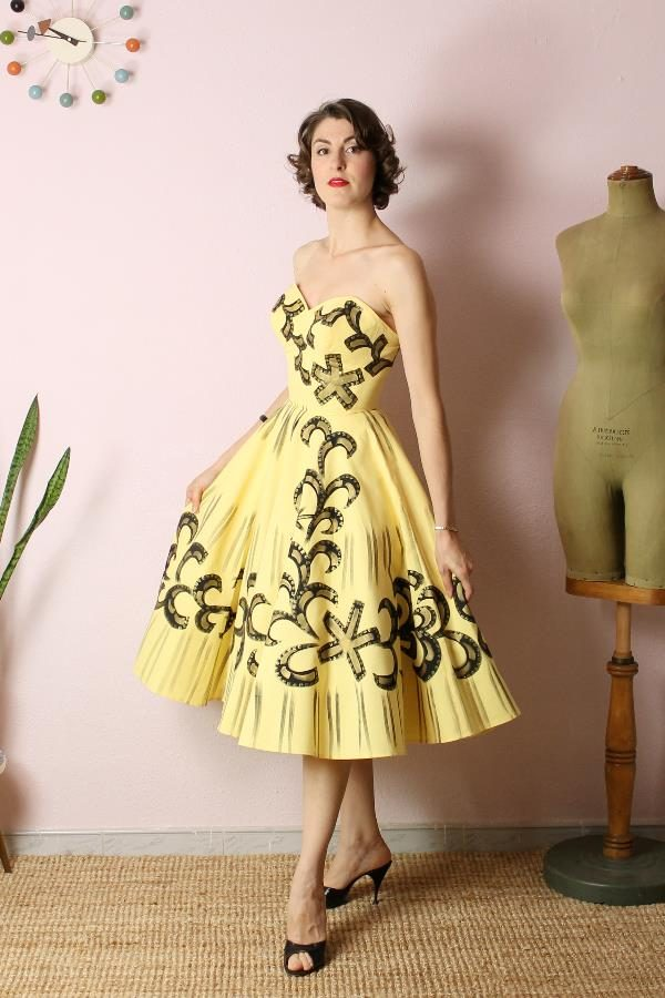 Mexican Handpainted dress10