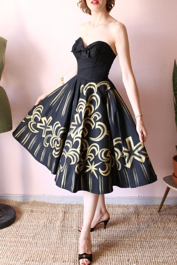 Mexican Handpainted skirt8